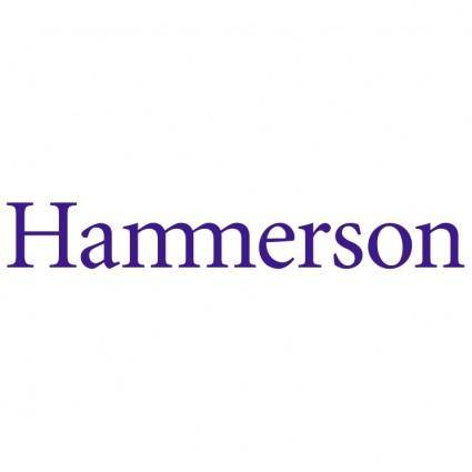free vector Hammerson