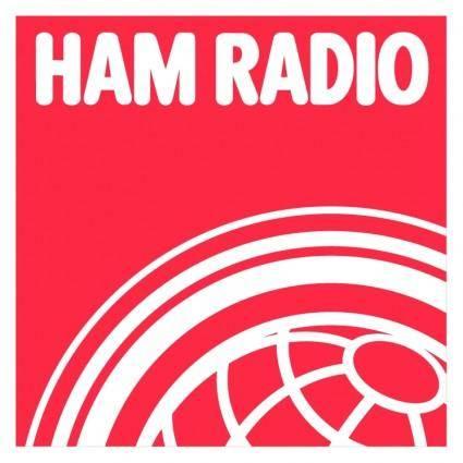 free vector Ham radio