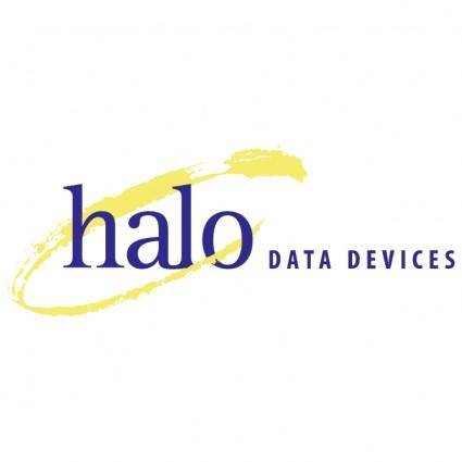 free vector Halo data devices 1