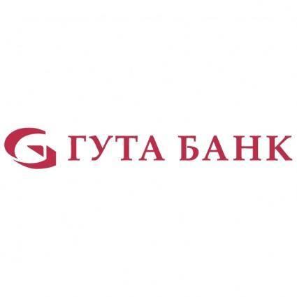 free vector Guta bank 1