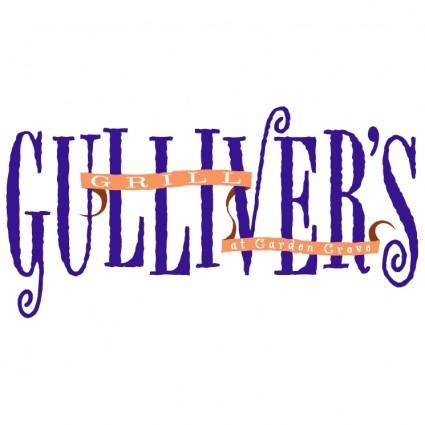 free vector Gullivers grill