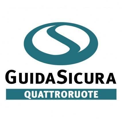 free vector Guidasicura quattroruote