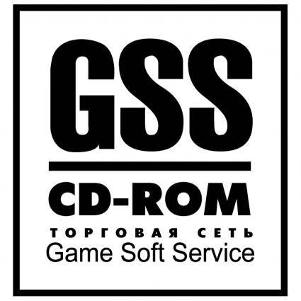 free vector Gss cd rom