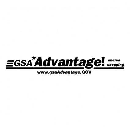 free vector Gsa advantage