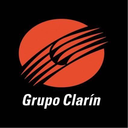 free vector Grupo clarin