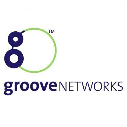 free vector Groove networks