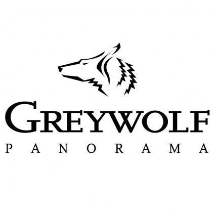 free vector Greywolf panorama