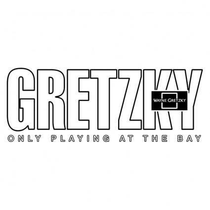 free vector Gretzky