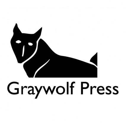 free vector Graywolf press