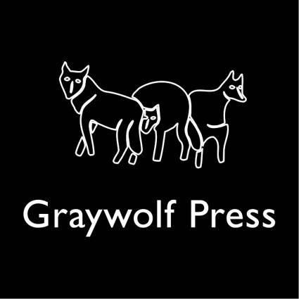 free vector Graywolf press 0