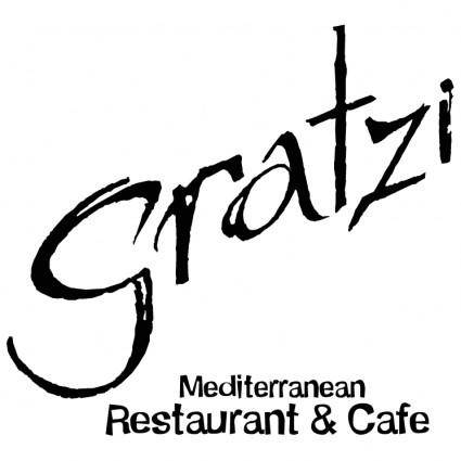 free vector Gratzi