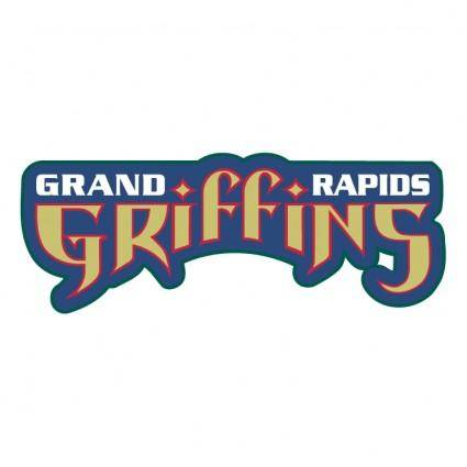 free vector Grand rapids griffins 1