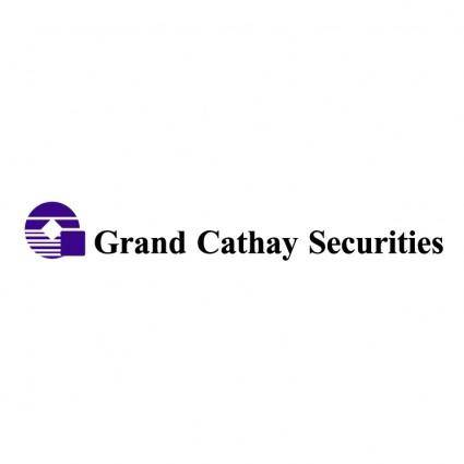 Grand cathay securities