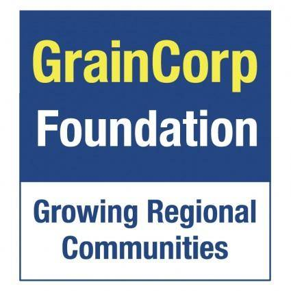 Graincorp foundation