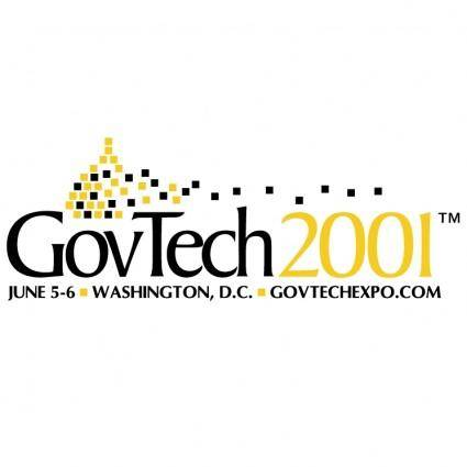 free vector Govtech 2001