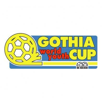 free vector Gothia world youth cup