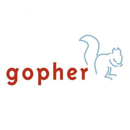 free vector Gopher publishers