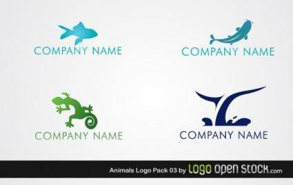 free vector Animal Logo Pack 03