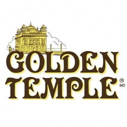 free vector Golden temple