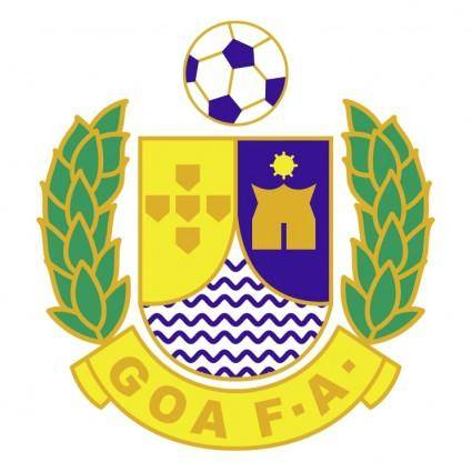 free vector Goa football association