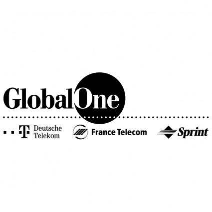free vector Globalone 2