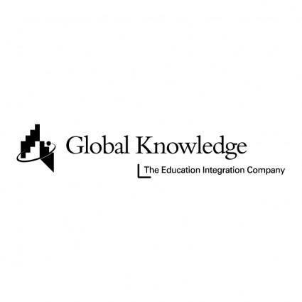 free vector Global knowledge