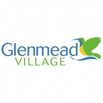 free vector Glenmead village
