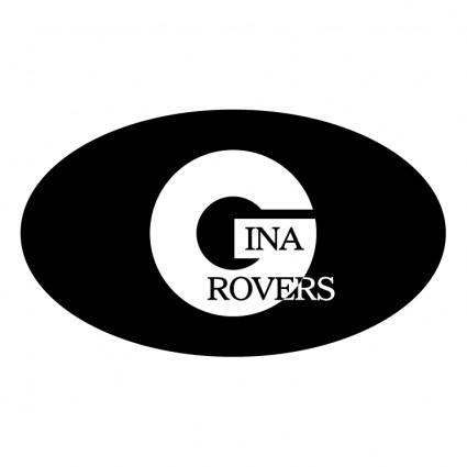 free vector Gina rovers