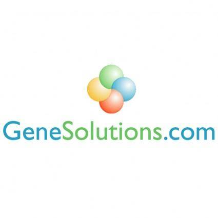 Genesolutionscom