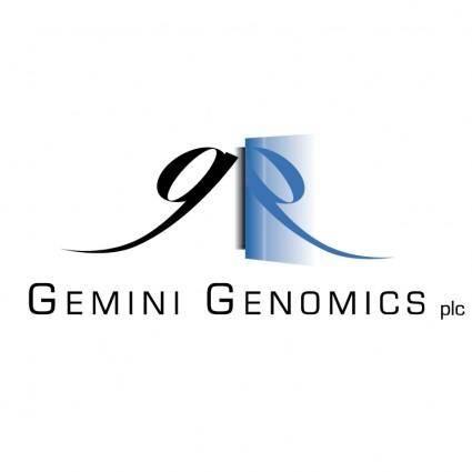 free vector Gemini genomics