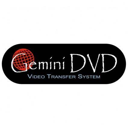 free vector Gemini dvd