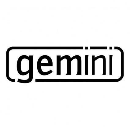 free vector Gemini 0