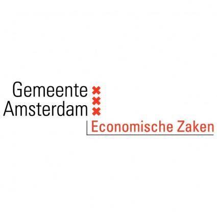 free vector Gemeente amsterdam 1