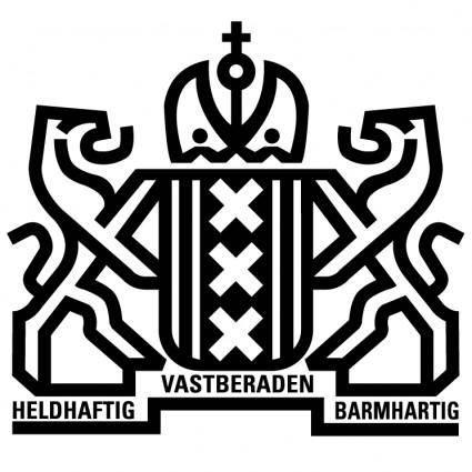 free vector Gemeente amsterdam 0
