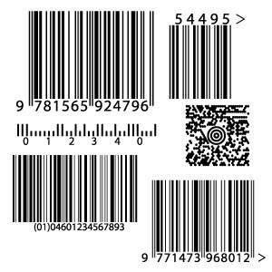 free vector Barcode Vectors