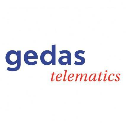 free vector Gedas telematics
