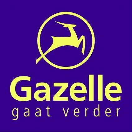 free vector Gazelle