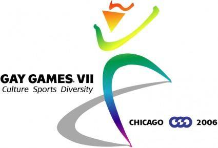free vector Gay games vii