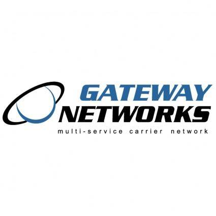 free vector Gateway networks