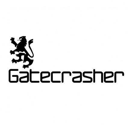 free vector Gatecrasher