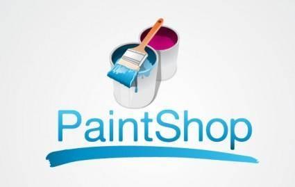 free vector Paintshop