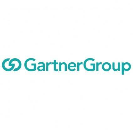 free vector Gartner group