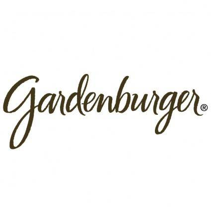free vector Gardenburger