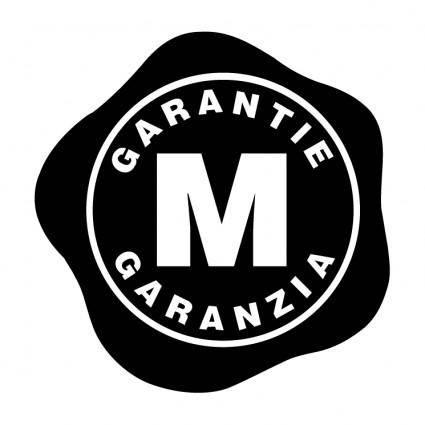 free vector Garantie