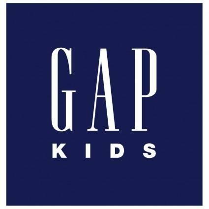 free vector Gap kids