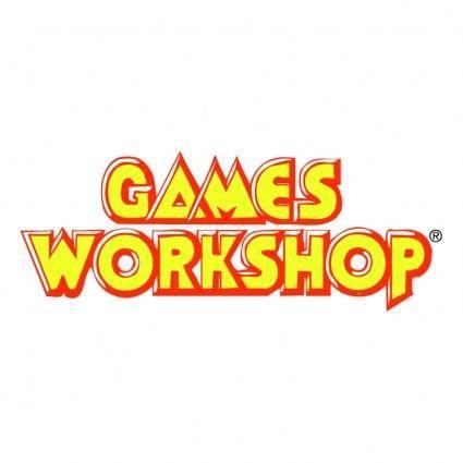 free vector Games workshop