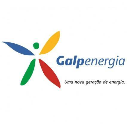 free vector Galp energia