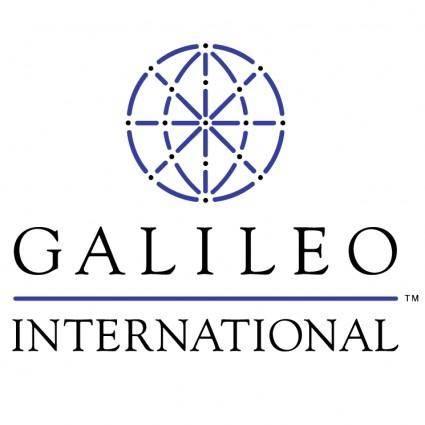 free vector Galileo
