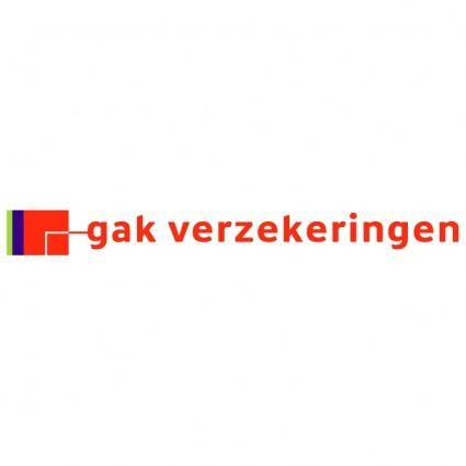 free vector Gak verzekeringen