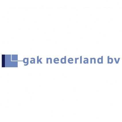 Gak nederland bv